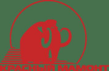 Логотип Красный Мамонт